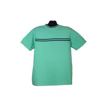 Зеленая мужская футболка ANGELO LITRICO, М