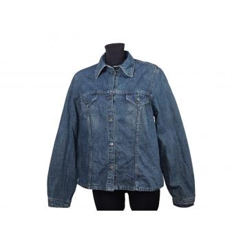 Женская синяя джинсовая рубашка MARKS & SPENCER, М