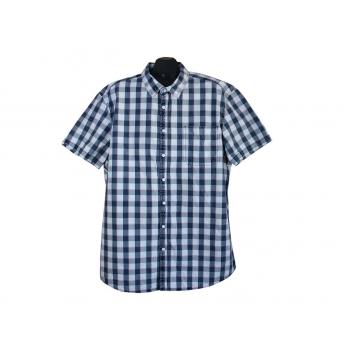 Рубашка мужская в клетку ANGELO LITRICO by C&A, XXL