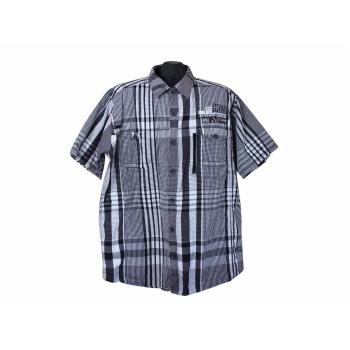 Рубашка мужская в клетку OKAY, XL