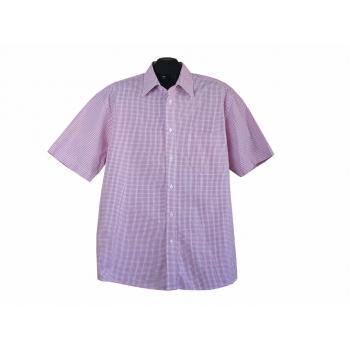Рубашка мужская в клетку ROYAL CLASS, XXL