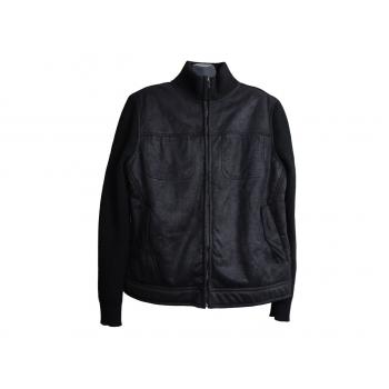 Мужская куртка с вязаными рукавами OWK original weark, XL