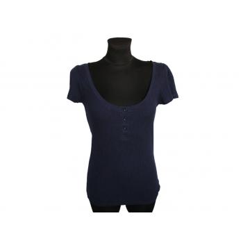 Женская синяя футболка F&F, XS