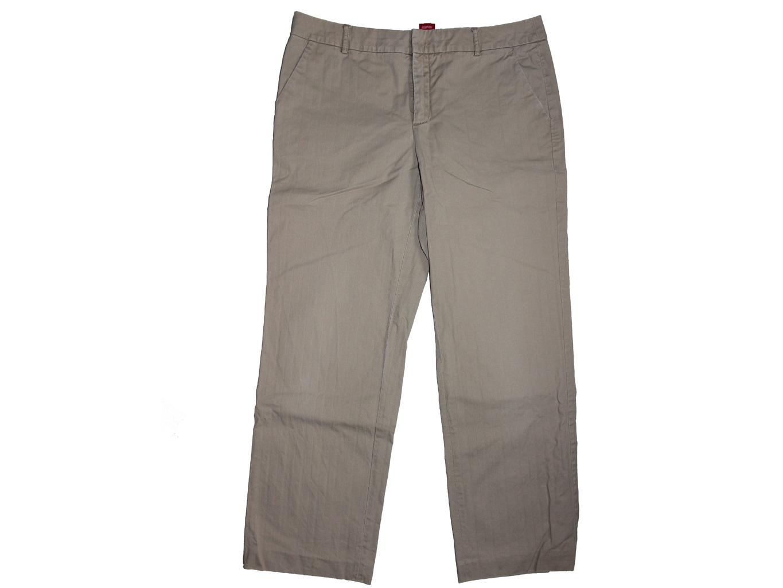 Женские бежевые брюки ESPRIT Weekend, L