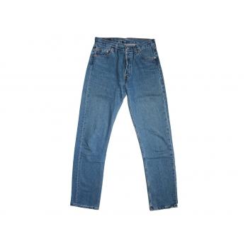 Мужские узкие джинсы LEVIS 501 W 30 L 34