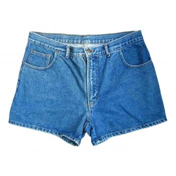Женские синие джинсовые шорты COBRA