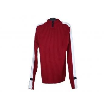Мужской красный свитер CLOCKHOUSE, L