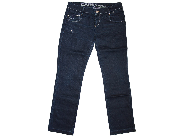 Женские прямые джинсы CARS