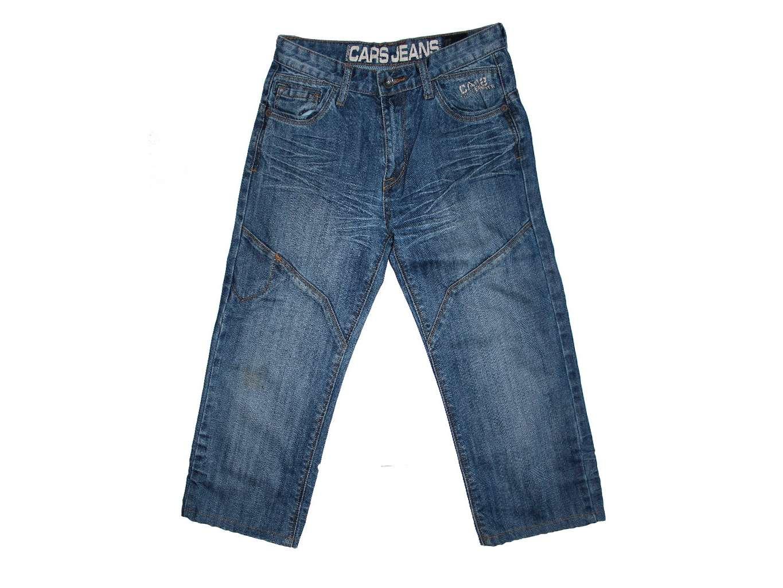 Подростковые джинсовые бермуды CARS W28
