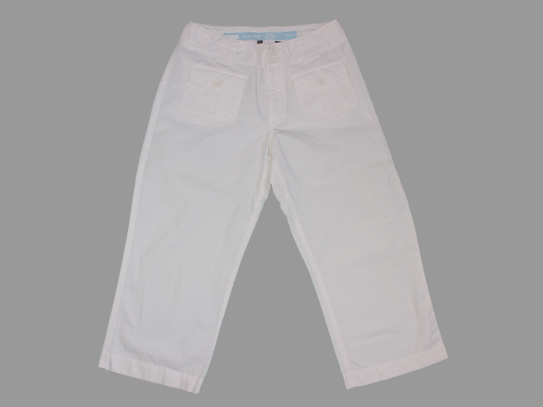 Женские белые капри STREET ONE, XS