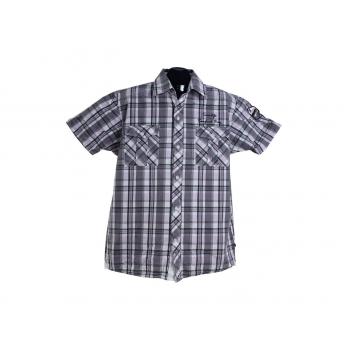 Мужская рубашка в клетку TWINLIFE