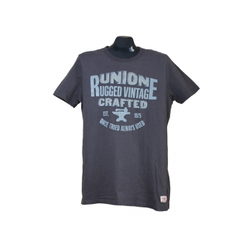 Серая мужская футболка JACK & JONES, М