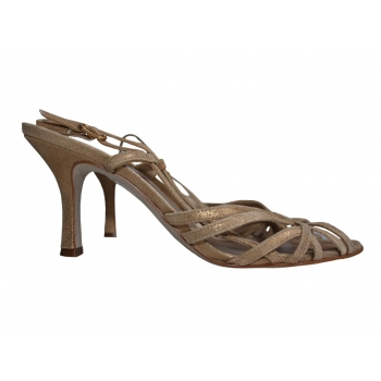 Женские кожаные босоножки JONES 38 размер