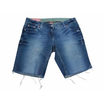 Женские джинсовые рваные шорты RIVER ISLAND, XL