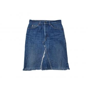 Женская джинсовая миди юбка LEVIS