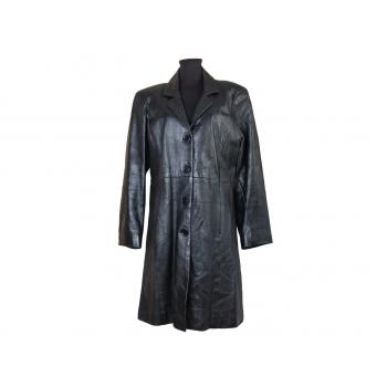 Женское кожаное пальто ATRACTION, XXL