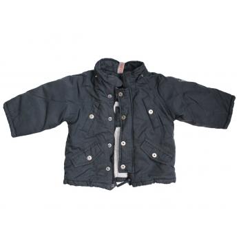 Детская теплая куртка МЕХХ для мальчика 9-12 месяцев