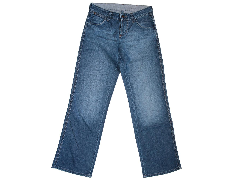 Женские прямые джинсы WRANGLER, XS