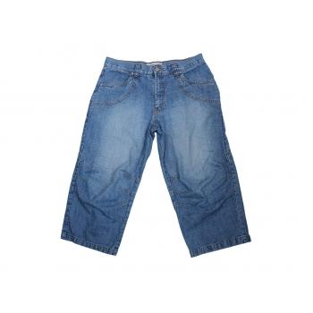 Мужские джинсовые бермуды CLOCKHOUSE W 34