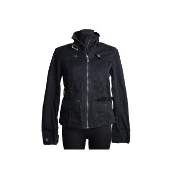 Женская черная деми куртка SAIX VERO MODA