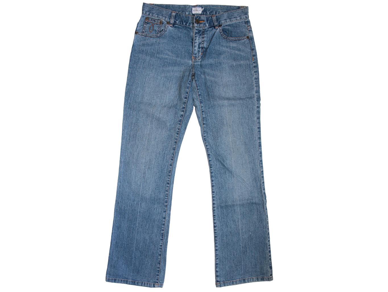 Женские прямые джинсы CALVIN KLEIN, S