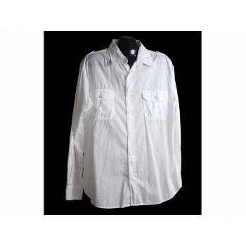 Белая мужская рубашка BURTON, L