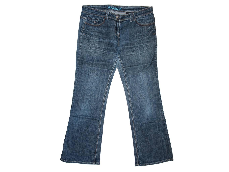 Женские дешевые джинсы клеш NEXT bootcut, XL