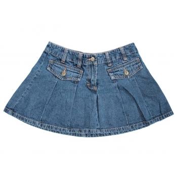 Женская джинсовая мини юбка H&M