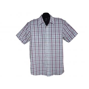 Мужская рубашка в клетку IDENTITY, L