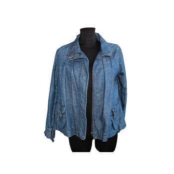 Для девочки джинсовая курточка ZARA