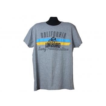 Мужская серая футболка CEDARWOOD STATE, L