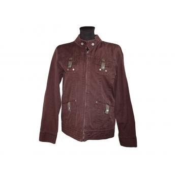Женская коричневая куртка на осень весну SAIX VERO MODA