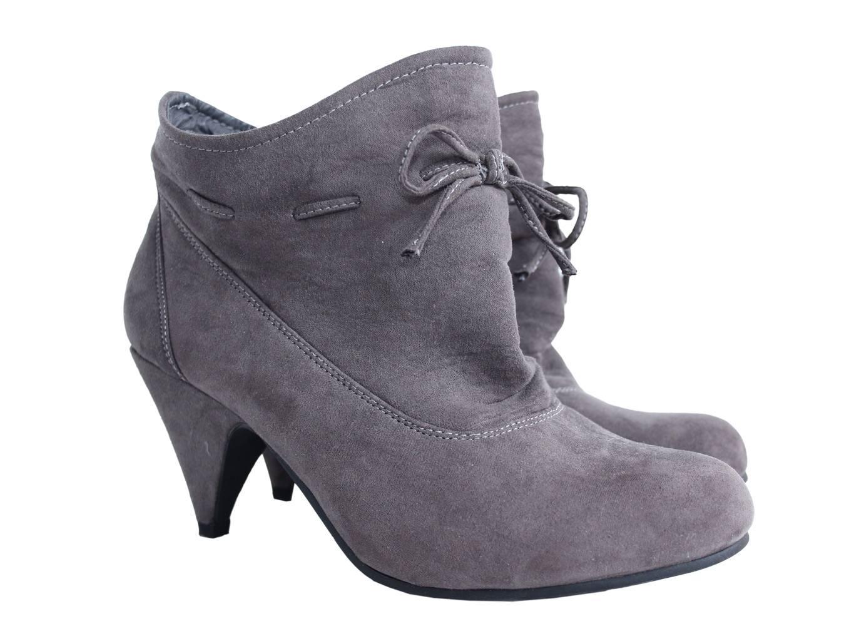 Женские ботильоны ботинки весна осень PEACOCKS 36 размер