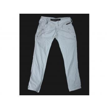Женские белые узкие брюки TRUTH OR DARE, S