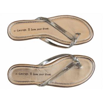 Женские сандалии вьетнамки GEORGE 37 размер