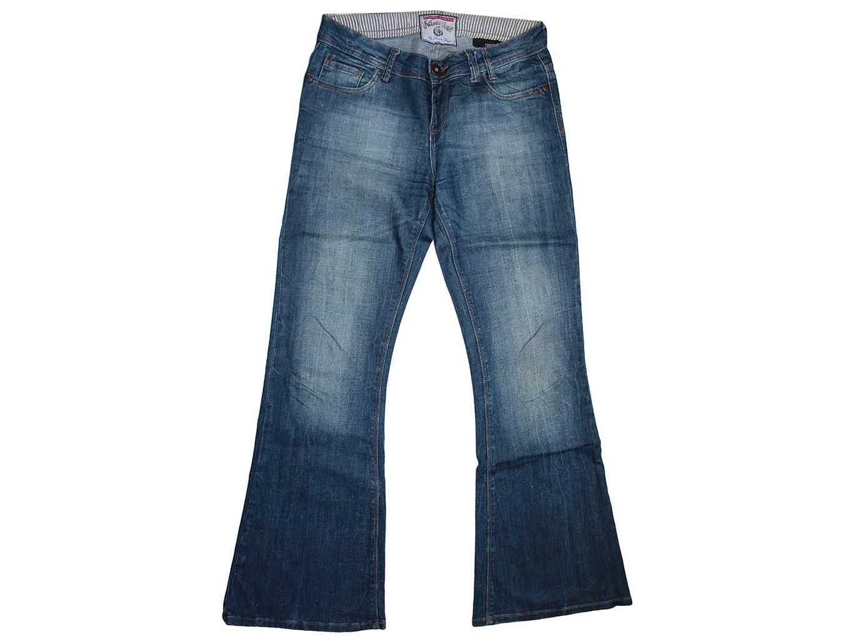 Женские джинсы клеш NEXT