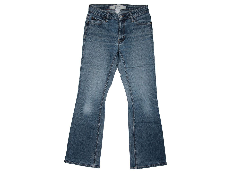 Женские дешевые джинсы клеш GAP, XS