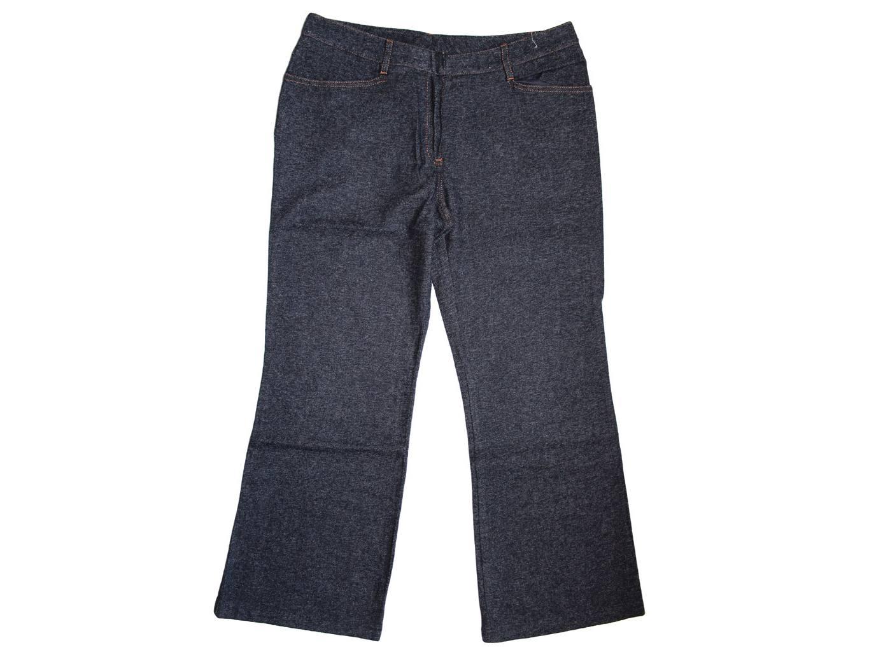 Женские зимние синие брюки MARKS&SPENCER