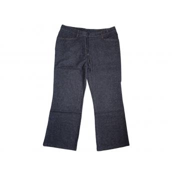 Женские зимние синие брюки MARKS & SPENCER, S
