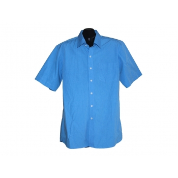 Мужская синяя рубашка BRIONI, L