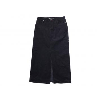Женская вельветовая юбка в пол TOMMY HILFIGER, М