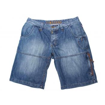 Мужские джинсовые шорты TIMEZONE W 38