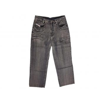 Мужские серые джинсы DIESEL W 30 L 30