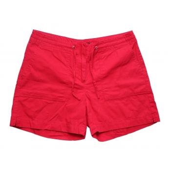 Женские красные шорты H&M, S