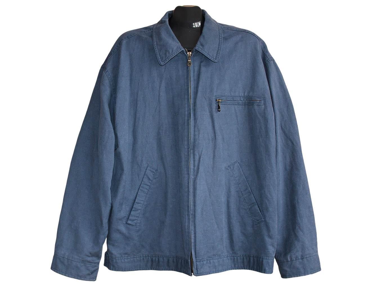 Мужская льняная куртка MARKS & SPENSER, XL