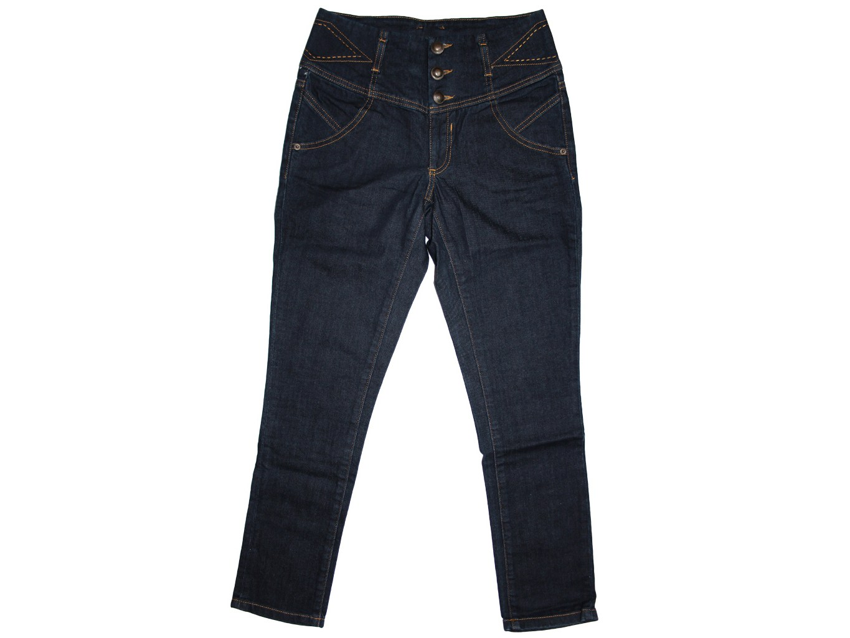 Женские зауженные джинсы с высокой талией MISS SELFRIDGE, S