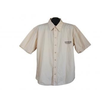 Рубашка мужская бежевая MAVERICK, XL