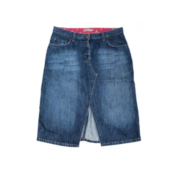Женская джинсовая миди юбка FALMER