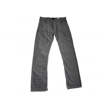 Мужские узкие прямые вельветовые брюки L.O.G.G. by H&M W 34 L 36