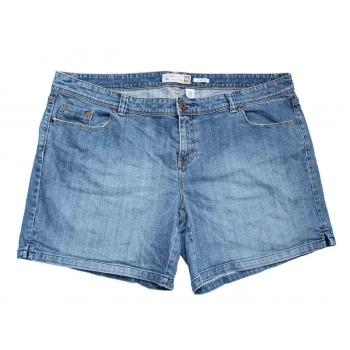 Женские джинсовые синие мини шорты OLD NAVY, XXXL